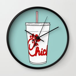 Chick-fil-a Wall Clock