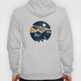 Midnight Winter Hoody