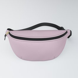 Green Window ~ Delicate Mauve Fanny Pack
