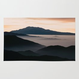 CLOUDY MOUNTAINS Rug