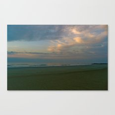 Early Morning on Tybee Island Canvas Print