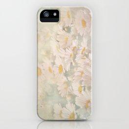 Hazy Daisies iPhone Case