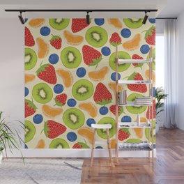 Fruit Salad Wall Mural