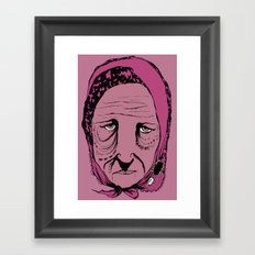 Edie Framed Art Print