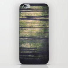 In the woods of Mournton Combs iPhone & iPod Skin