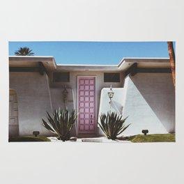 The Pink Door - Palm Springs Rug
