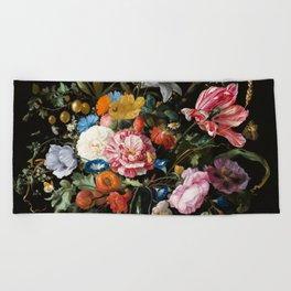 Still Life Floral #2 Beach Towel
