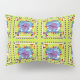 PATTERN - SUMMER FESTIVAL Pillow Sham