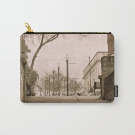 Vicksburg Downtown I Carry-All Pouch