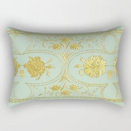 sunshine over versailles Rectangular Pillow