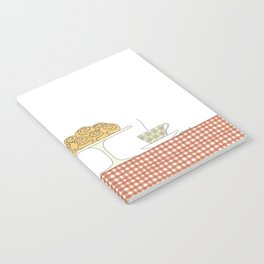 have a fika with me Notebook