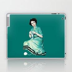 Elizabeth Laptop & iPad Skin