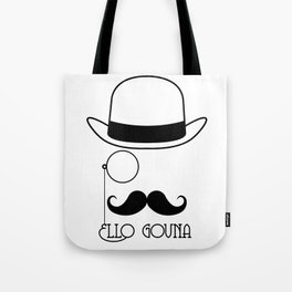Ello Govna Tote Bag
