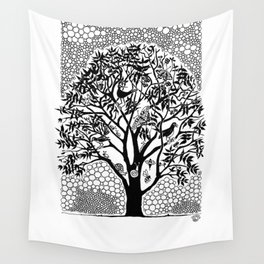 NOT just a Tree Wall Tapestry
