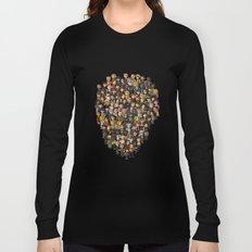 Super Walking Dead: Farm Long Sleeve T-shirt