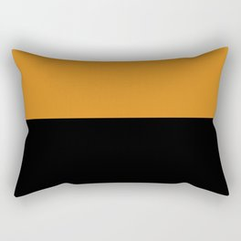 Contemporary Color Block I Rectangular Pillow