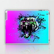 digital tiger  Laptop & iPad Skin