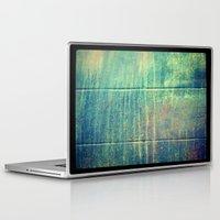 grunge Laptop & iPad Skins featuring Grunge by Jason Michael