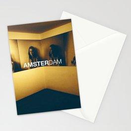 Amsterdam Somberness Stationery Cards