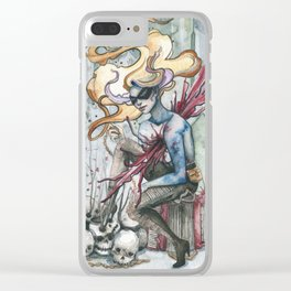 Sanctum Clear iPhone Case