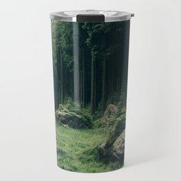 Forest Field - Landscape Photography Travel Mug