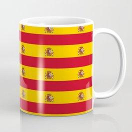 Flag of spain 2-spain,flag,flag of spain,espana, spanish,plus ultra,espanol,Castellano,Madrid,prado Coffee Mug