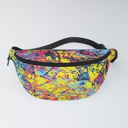 Abstract 6 Fanny Pack