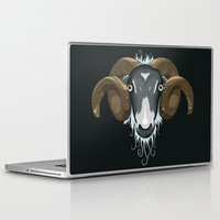 ram Laptop & iPad Skins featuring Ram by Compassion Collective