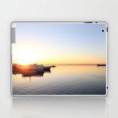 pastel on the horizon Laptop & iPad Skin