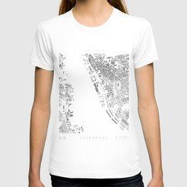 Liverpool Figure Ground T-shirt