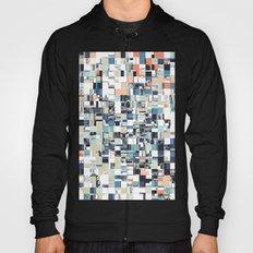 Abstract Jumbled Mosaic Hoody