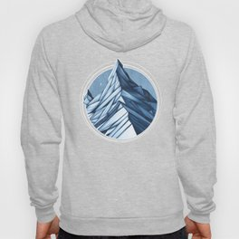 'Cystal Mountain I' Hoody