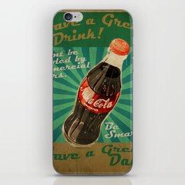Fallout - Poster Nuka Cola iPhone Skin
