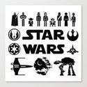 Star Characters Wars by earthislife
