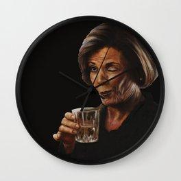 Arrested Development Lucille Bluth Wall Clock