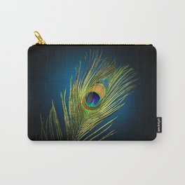 exotic feather  Carry-All Pouch