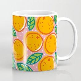 Oranges Coffee Mug