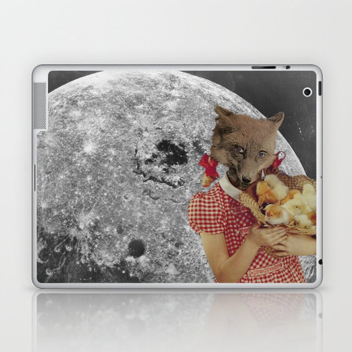 Counting chickens Laptop & iPad Skin