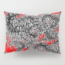 Centipede party Pillow Sham