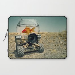On the Move 02 Laptop Sleeve