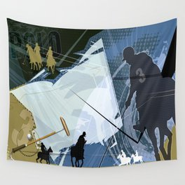 Polo Wall Tapestry