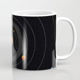 Galactic Neighbourhood Coffee Mug