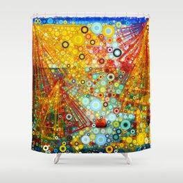 Rapture Shower Curtain