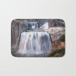 Shoshone Falls in Twin Falls, Idaho Bath Mat