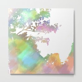 Up Over the Mountain Metal Print