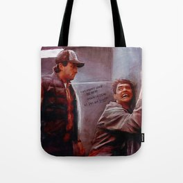 Seabass And Manly Love - Dumb And Dumber Tote Bag