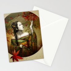 Momijigari [Maple Viewing] Stationery Cards