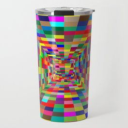 Colorful 6 Travel Mug