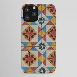 Azulejos V iPhone Case