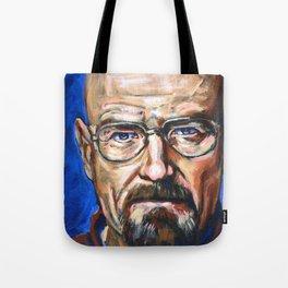 Walter White Breaking Bad Tote Bag